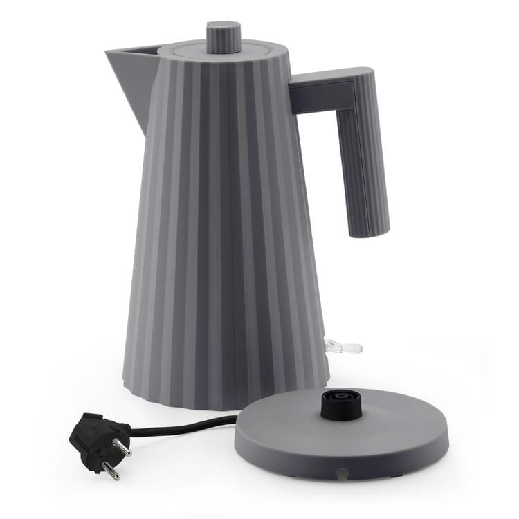 Kettle Plissé, Grey