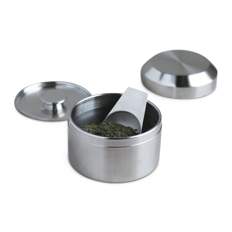 """Tea Tin """"Can"""""""