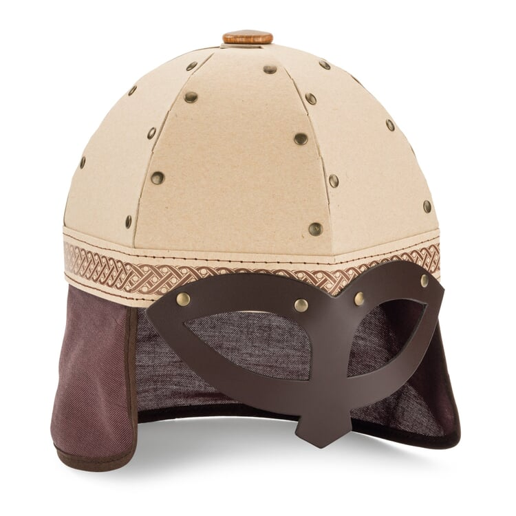 Viking Helmet with Visor
