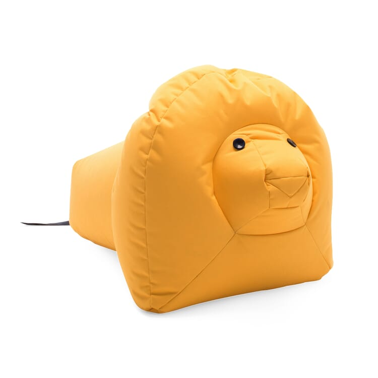 "Beanbag Chair ""Happy Zoo"", Leo the lion"