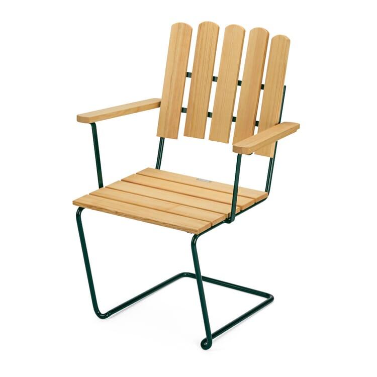Swedish Cantilever Garden Chair