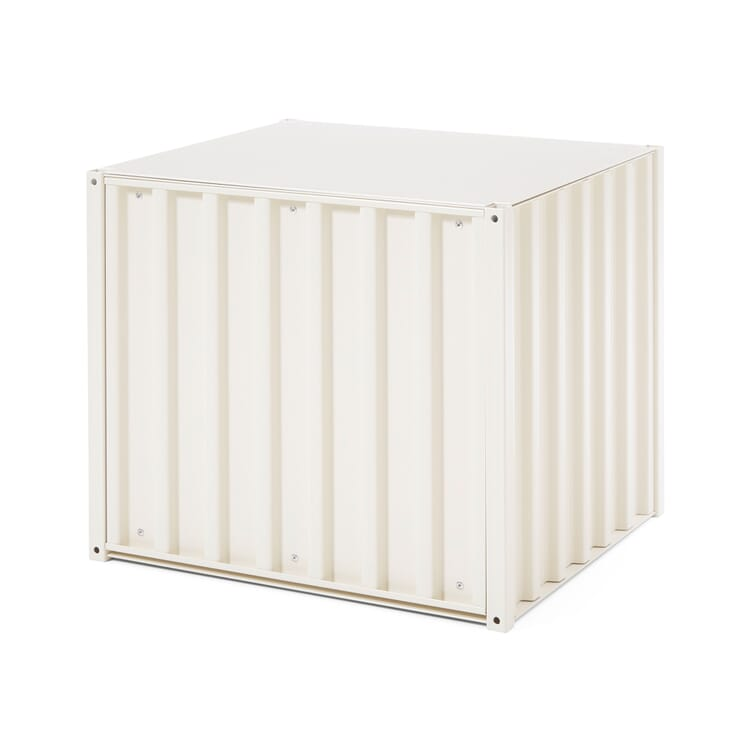 Container DS Small, Pearl White RAL 1013