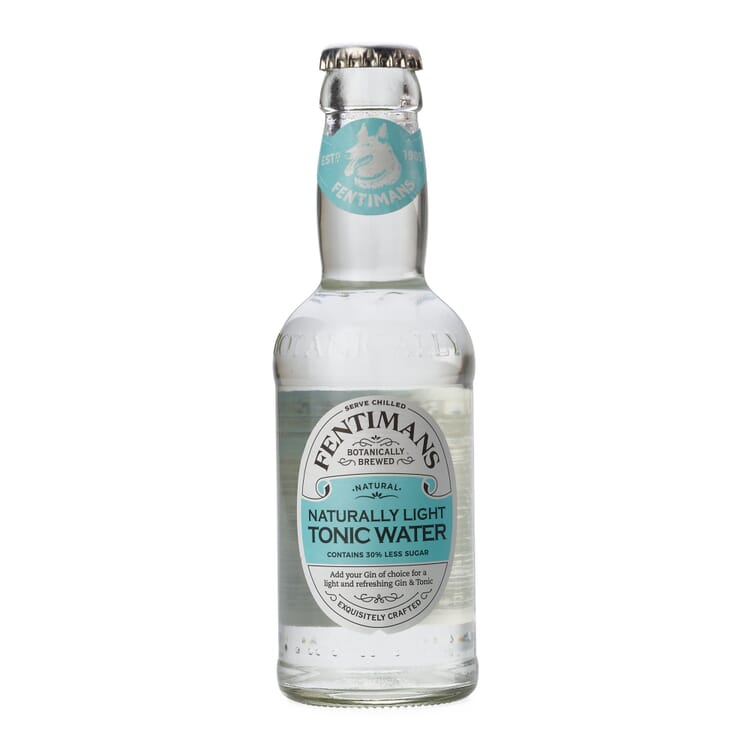 Fentimans Tonic Water naturally light