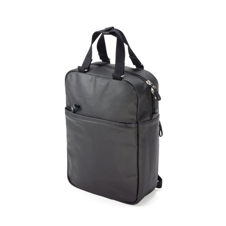 Rucksack Small Pack Tiefschwarz