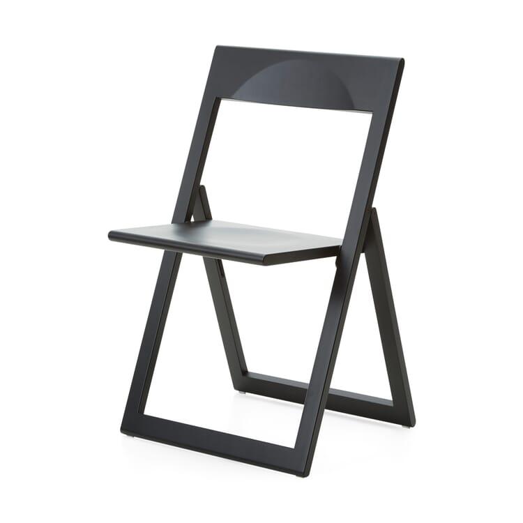 Foldable Chair Aviva, Black