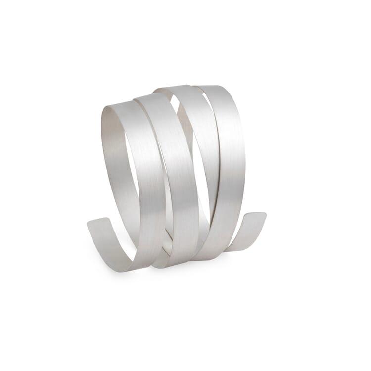 Bracelet in Spiral Shape