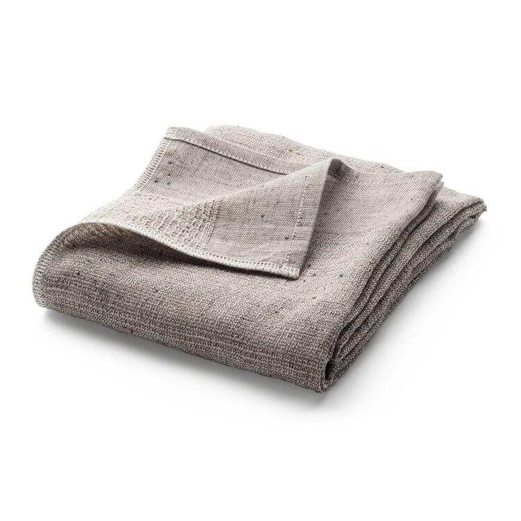 Handtuch Moku, Grau