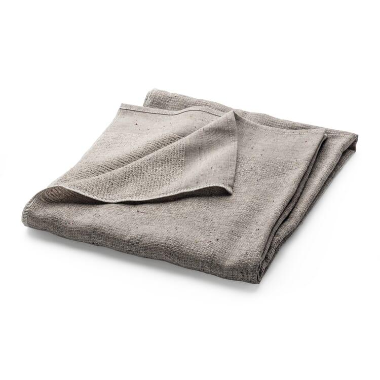 Bath Towel Moku, Grey