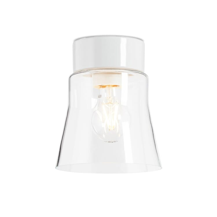 Ceiling Lamp Cylindric Form Open
