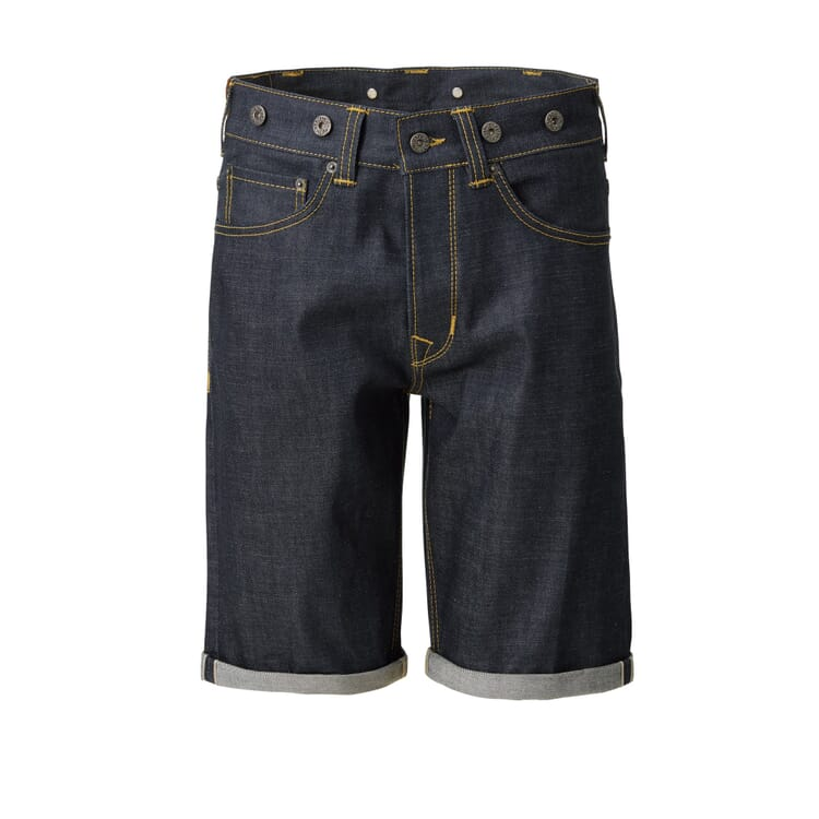 Roamer Shorts 1937 by Pike Brothers, Denim Blue