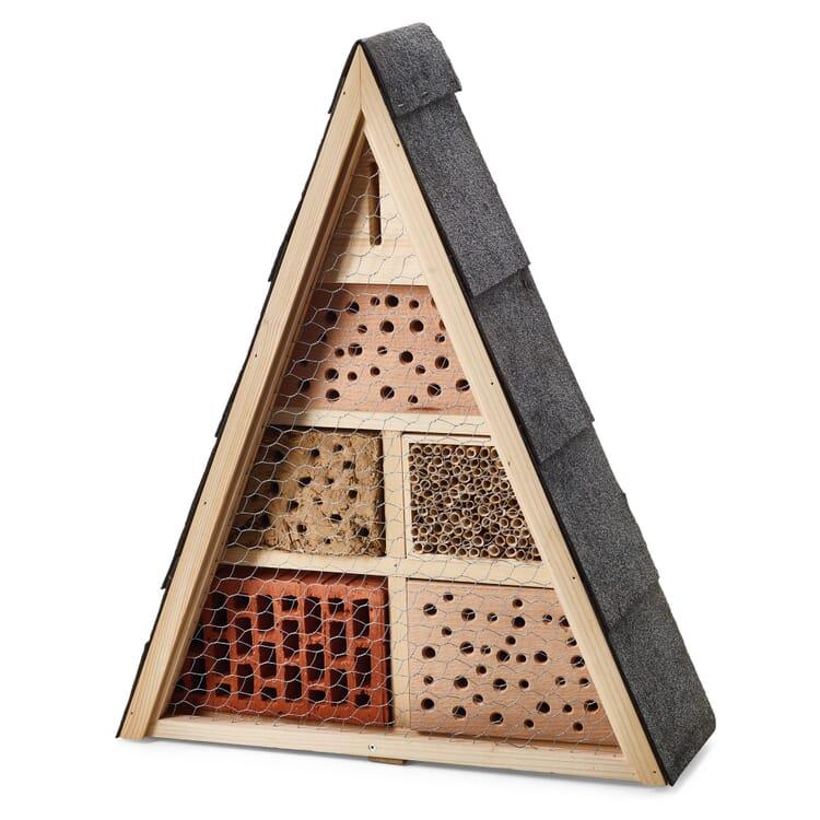 Insektenhaus Fichtenholz
