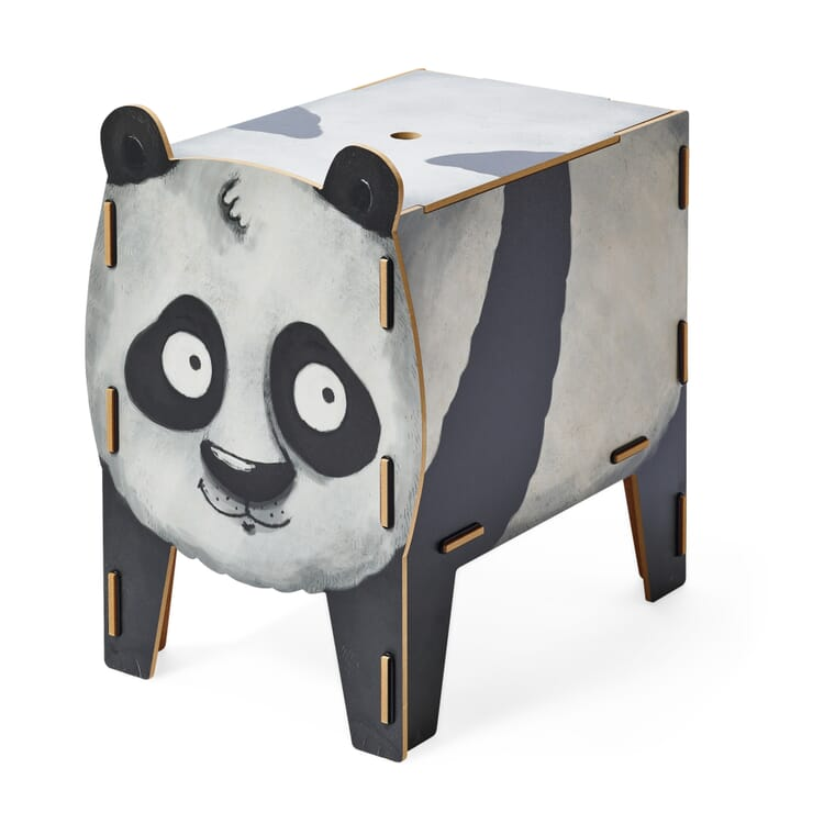 Chest and Stool, Panda bear