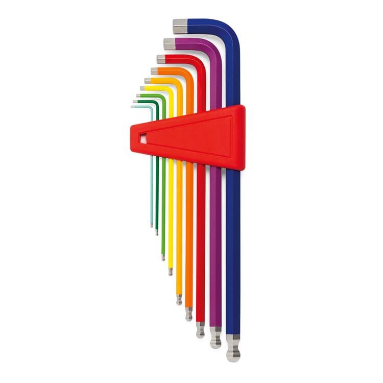 Schlüssel-Set Rainbow