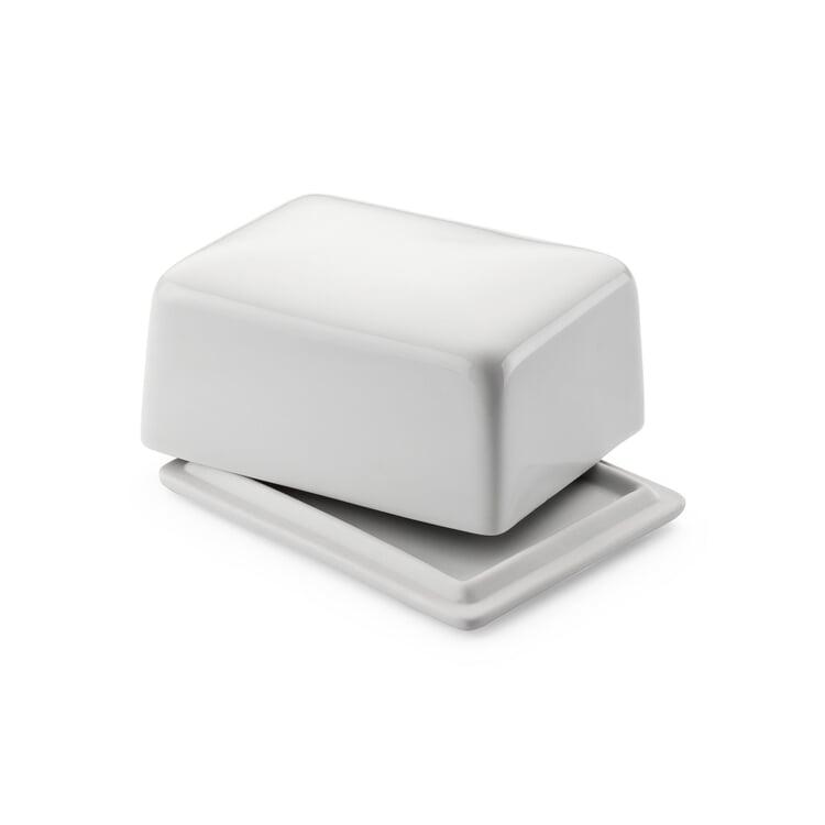 Butterdose Porzellan Für 125-g-Stück
