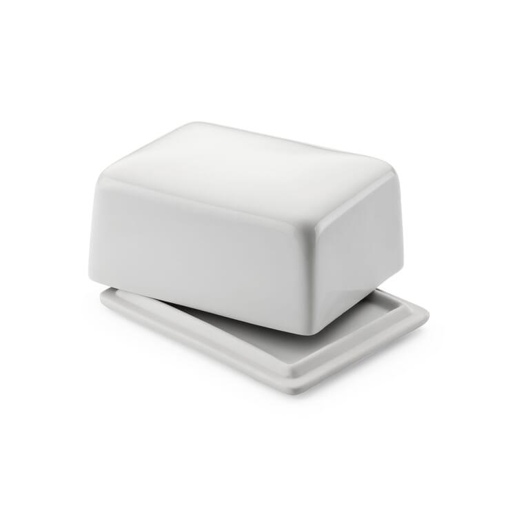 Butterdose Porzellan, Für 125-g-Stück