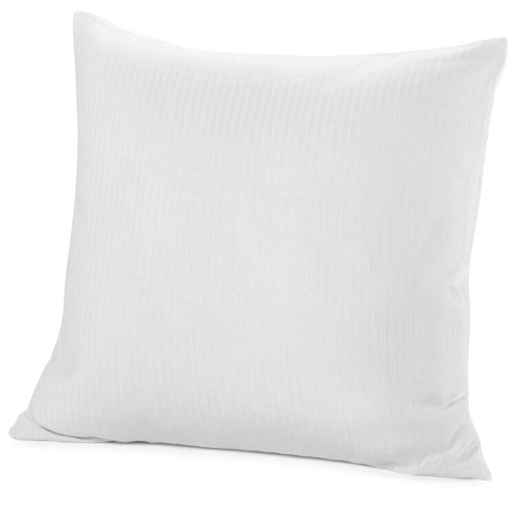 Kissenbezug Mühlviertler Leinen Weiß 40 x 40cm