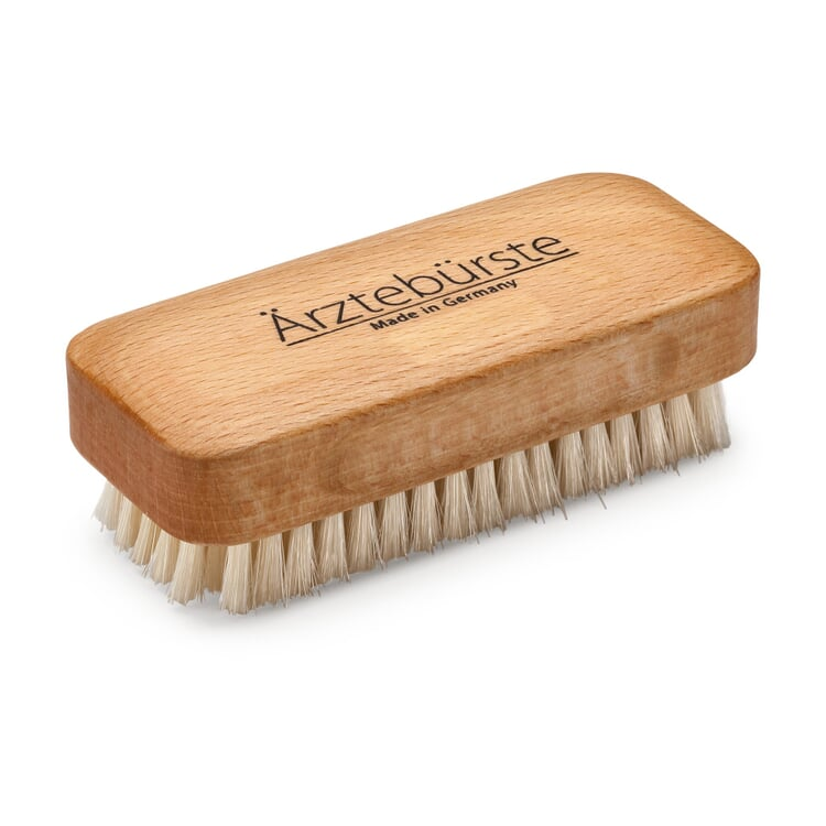 Clinician's Choice Brush with Natural Bristles