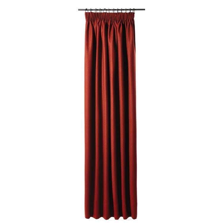Curtain Made of Loden Cloth