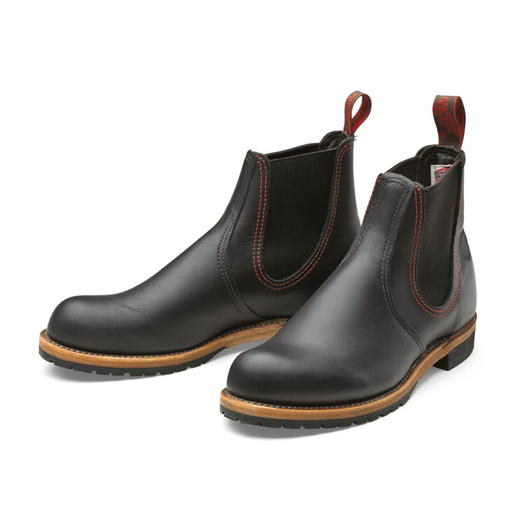 Red Wing Chelsea Rancher, Schwarz