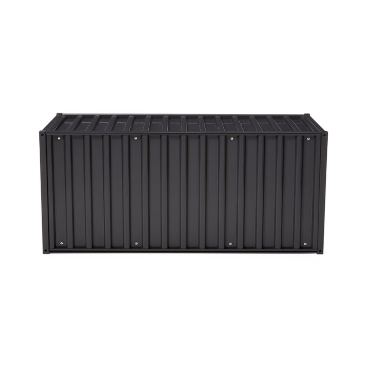 Container DS Black Grey RAL 7021
