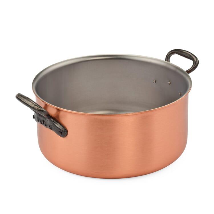 Kochtopf Kupfer