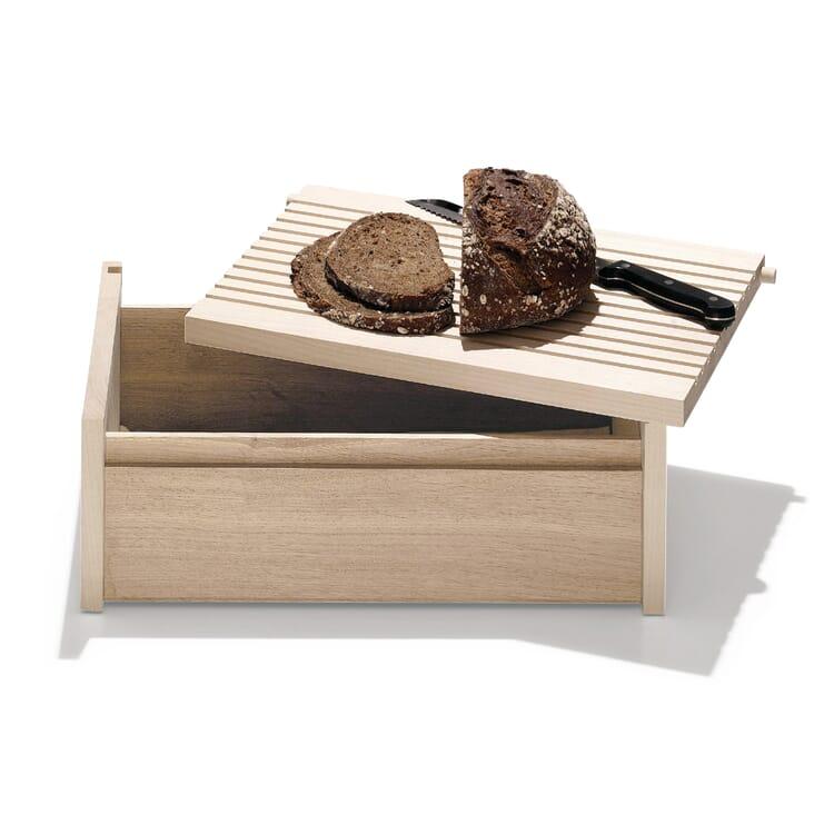 Bread Box Wooden Box