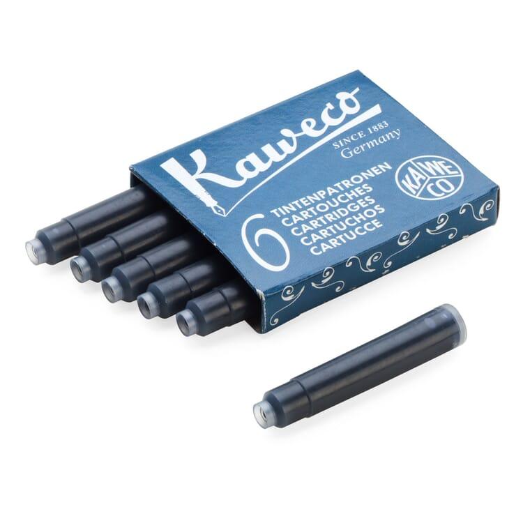 Kaweco Ink Cartridges, Blue Black