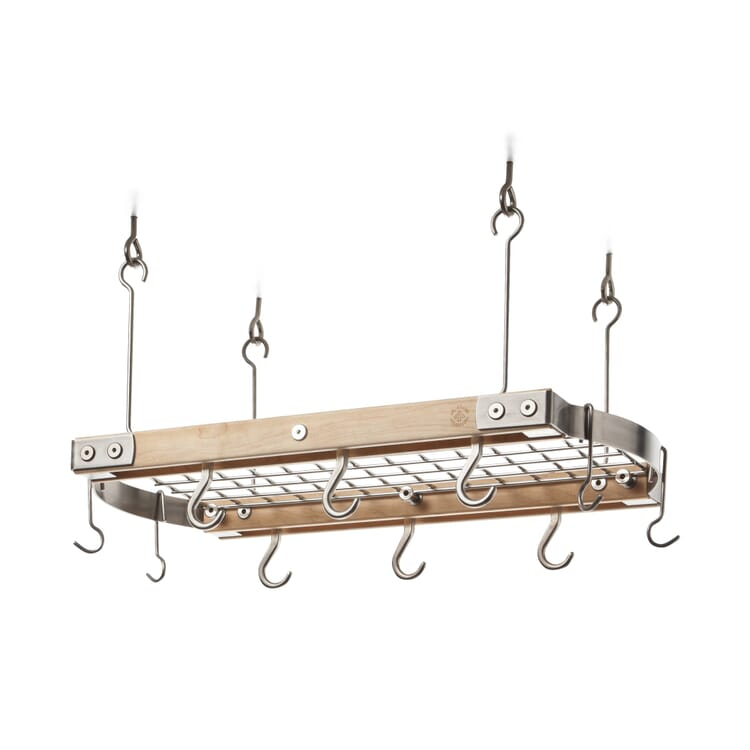Small Ceiling Hanging Rack for Pots