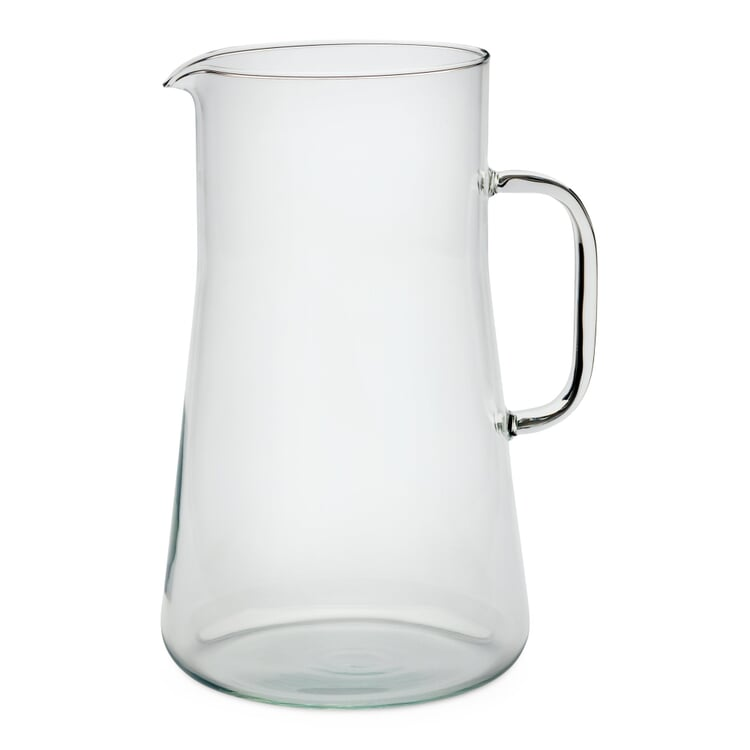 Borosilicate Glass Pitcher