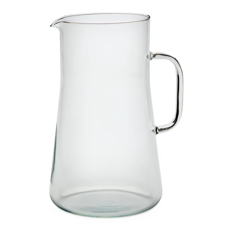 Glaskrug Borosilikatglas