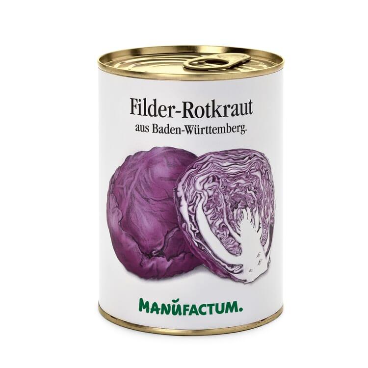 Filder-Rotkraut