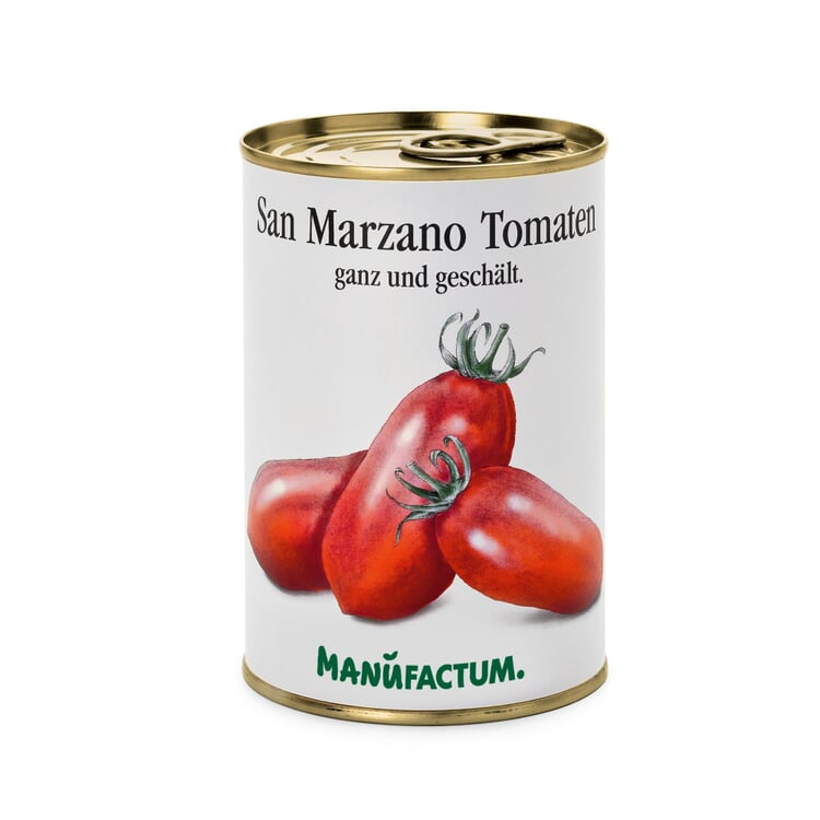 San Marzano Tomaten 400-g-Dose