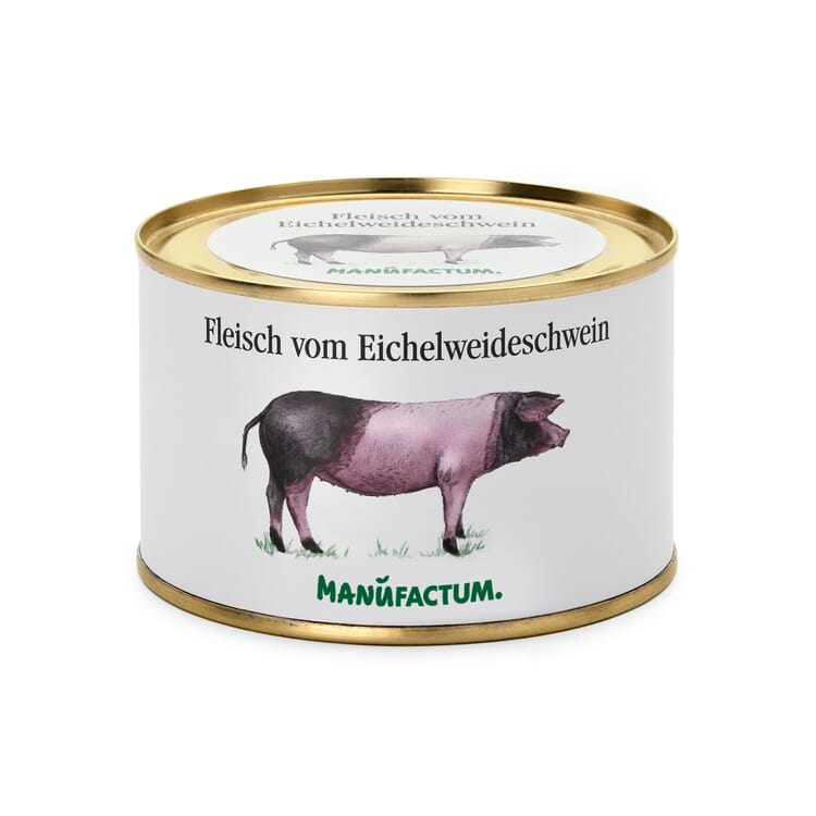 Fleisch vom Schwäbisch-Hällischen Eichelweideschwein