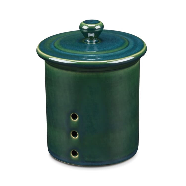Stoneware Storage Pot, Small