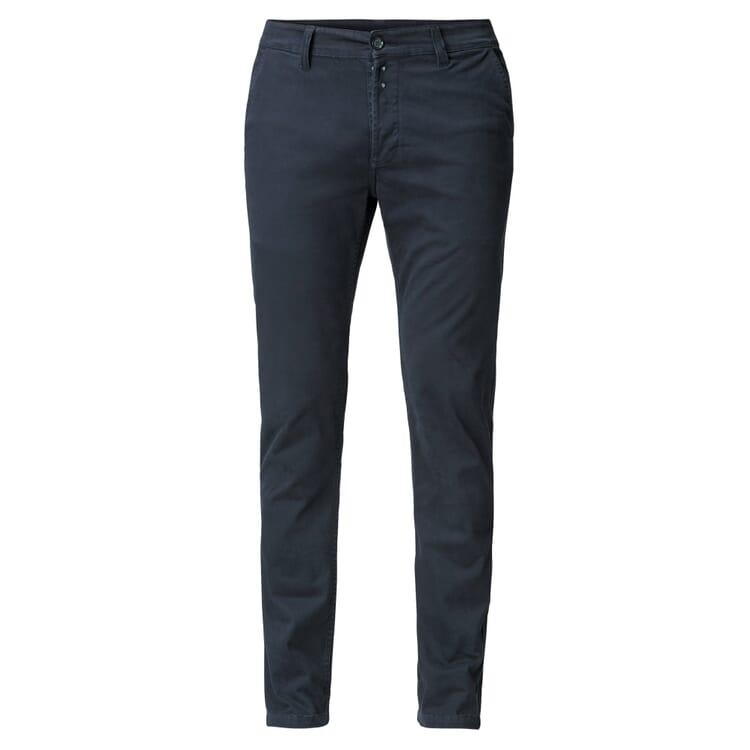 Men's Moleskin Trousers by Vetra, Night Blue