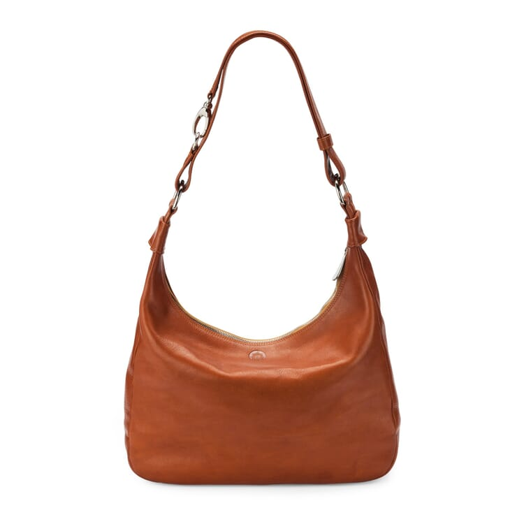 Sonnenleder Damenhandtasche, Natur