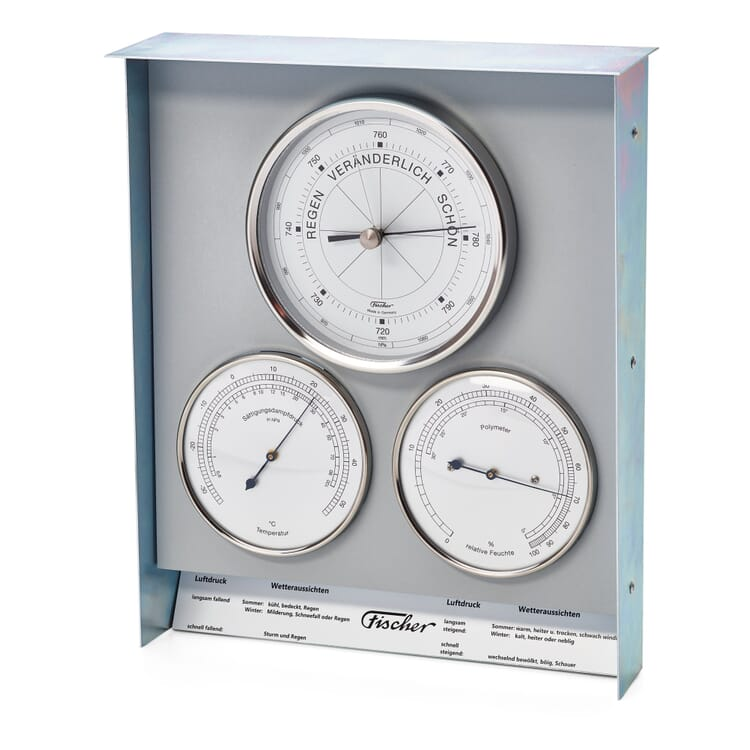 Analogue Outdoor Weather Station 801-48 by Fischer