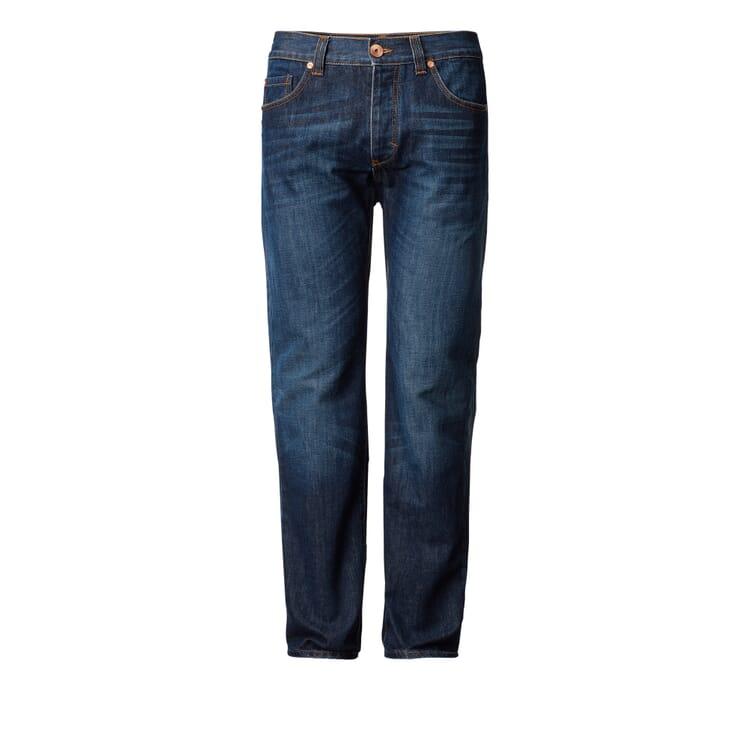 Goodsociety Men's Jeans Straight Blue, Blue