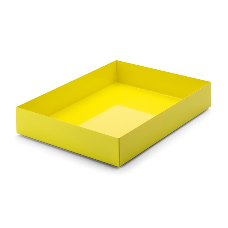 Paper Tray HOLDER Sulfur Yellow RAL 1016