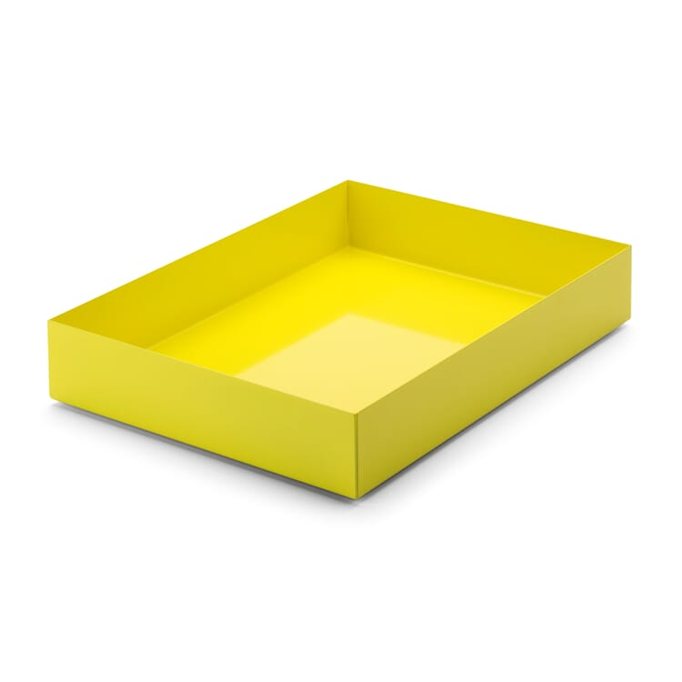 Paper Tray HOLDER, Sulfur Yellow RAL 1016