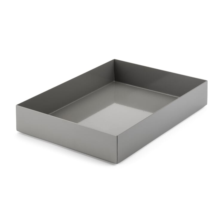 Paper Tray HOLDER Dusty Grey RAL 7037