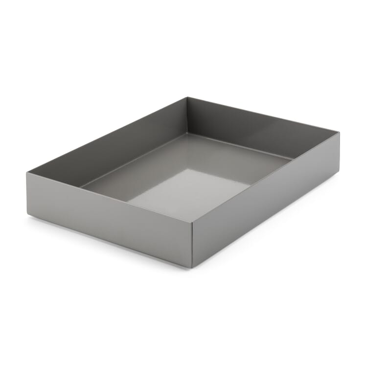 Paper Tray HOLDER, Dusty Grey RAL 7037