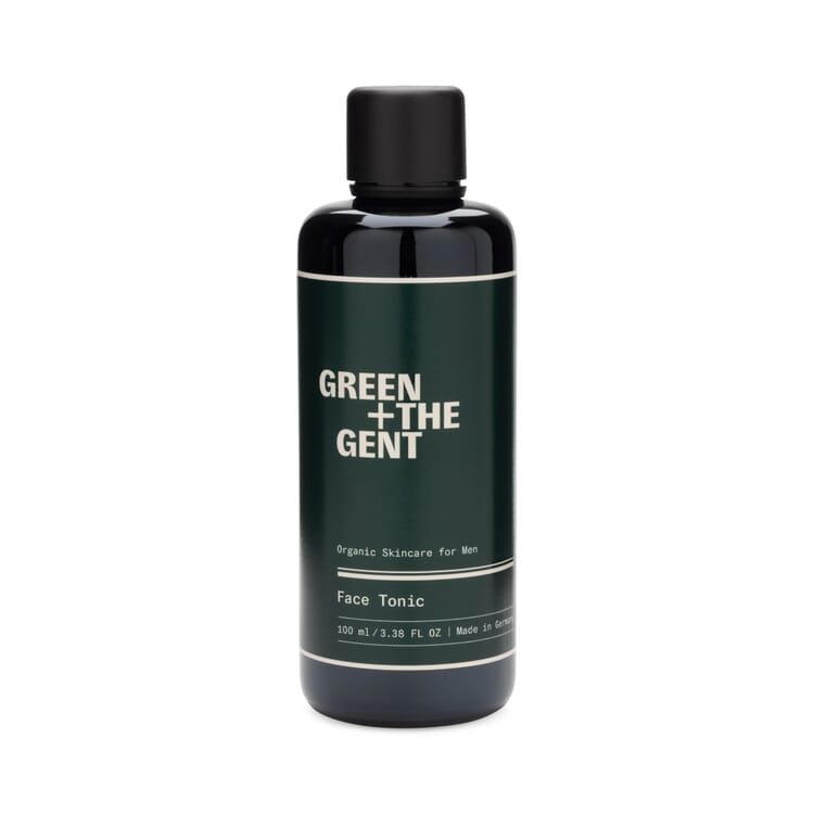 Greent+The Gent Aftershave-Wasser