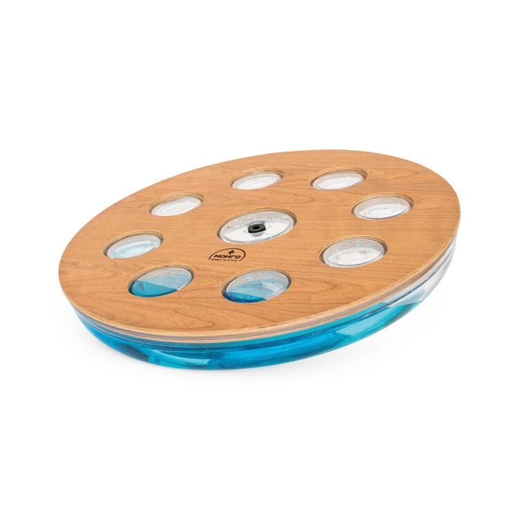 Nohrd Balance Board Water Power, Cherry