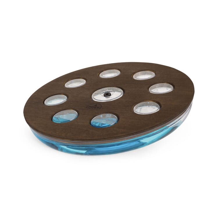 Nohrd Balance Board Water Power, Walnut