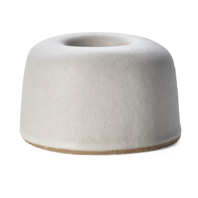 Hydrophil Zahnbürstenhalter, Weiß