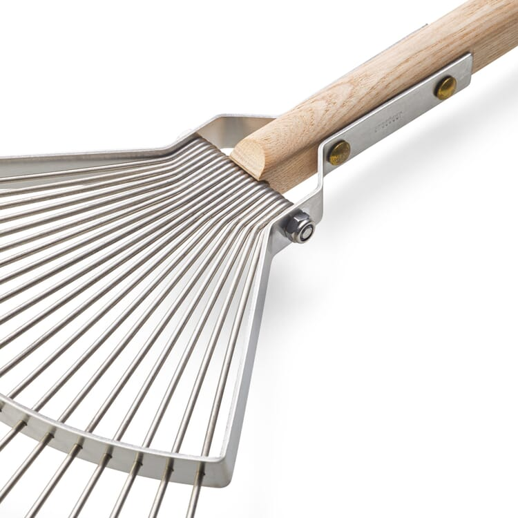 Leaf Rake Made of Stainless Steel Wire