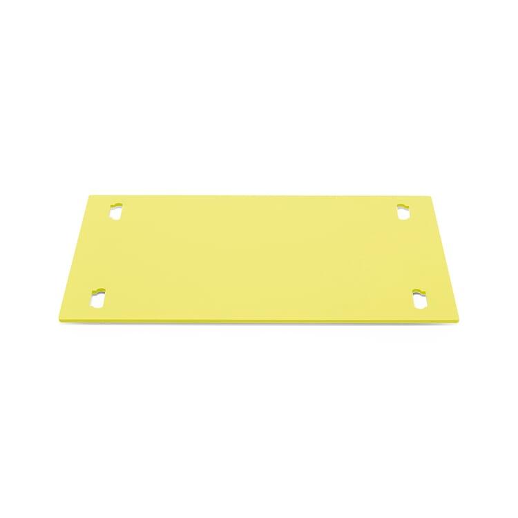 Shelf System BOUNCE, Base Plate Single Width