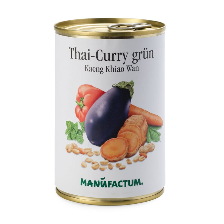 Thai-Curry grün