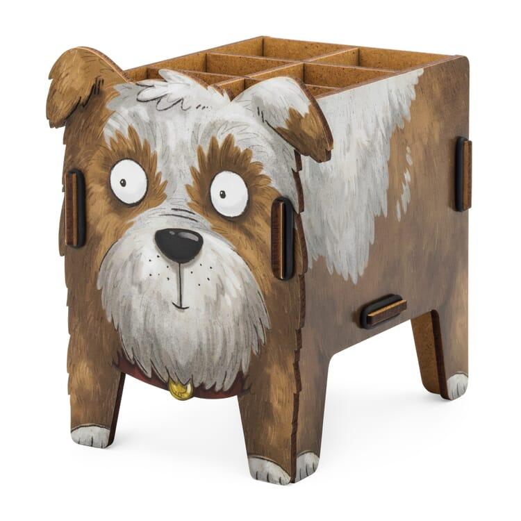 "Pencil Box ""Animal"" by Werkhaus, St.BernardDog"